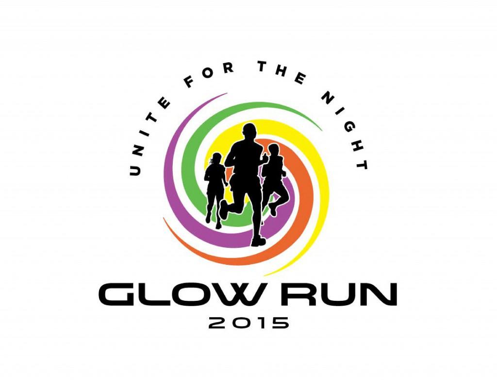 2015 Glow Run Logo